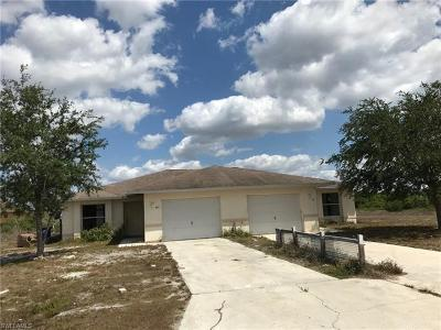 Lehigh Acres FL Multi Family Home For Sale: $220,000