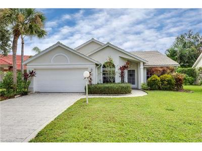 Fort Myers Single Family Home For Sale: 12851 Eagle Pointe Cir