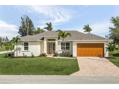 Cape Coral Single Family Home For Sale: 1713 SW 31st St
