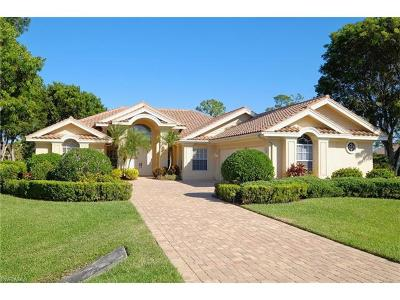 Fort Myers Single Family Home For Sale: 15384 Fiddlesticks Blvd