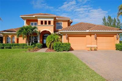 Cape Coral, Matlacha, North Fort Myers Single Family Home For Sale: 1606 NW 44th Ave