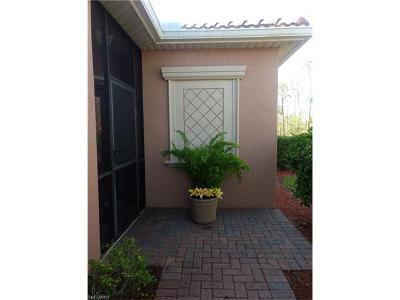 Estero Condo/Townhouse For Sale: 21350 Bella Terra Blvd
