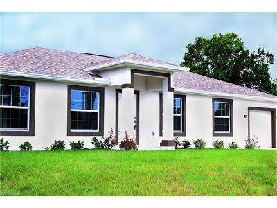 Lee County Single Family Home For Sale: 8064 Winged Foot Dr