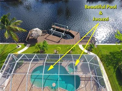 Cape Coral FL Single Family Home For Sale: $539,500