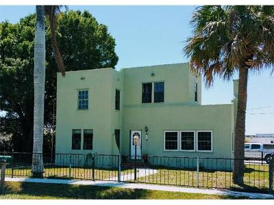 Clewiston FL Single Family Home For Sale: $169,900