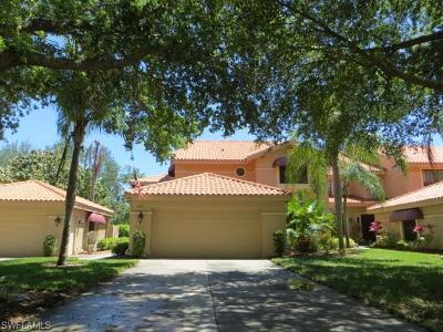 Fort Myers Condo/Townhouse For Sale: 16391 Fairway Woods Dr #201
