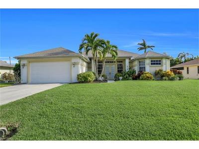 Cape Coral FL Single Family Home For Sale: $439,000