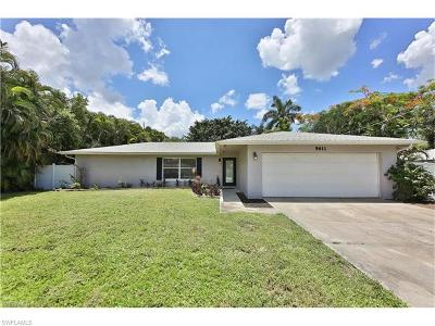 Fort Myers Single Family Home For Sale: 5611 Goetz Dr