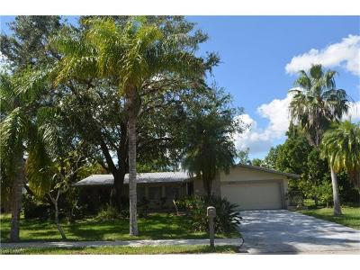 Cape Coral Single Family Home For Sale: 4216 Palm Tree Blvd