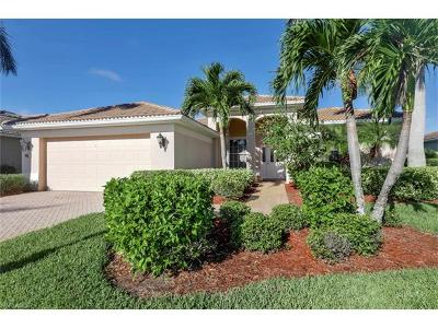 North Fort Myers Single Family Home For Sale: 20961 Skyler Dr