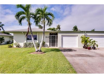Fort Myers Condo/Townhouse For Sale: 5574 Trellis Ln