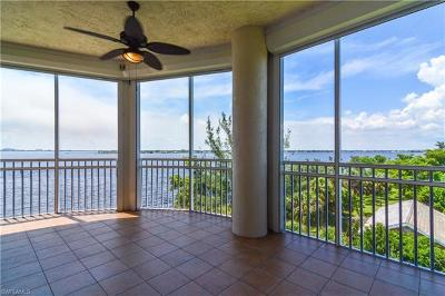 Shores, The Shores Condo/Townhouse For Sale: 14200 Royal Harbour Ct #501