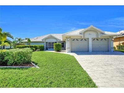 Cape Coral Single Family Home For Sale: 5302 SW 24th Pl
