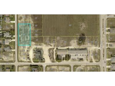Cape Coral Commercial For Sale: 4335 SW 9th Pl