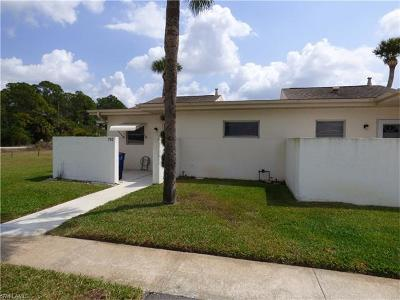 Lehigh Acres Condo/Townhouse For Sale: 750 Joel Blvd
