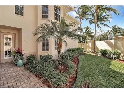 Estero Condo/Townhouse For Sale: 3331 Coconut Island Dr #102