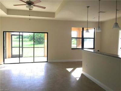 Lehigh Acres Single Family Home For Sale: 2617 1st St SW