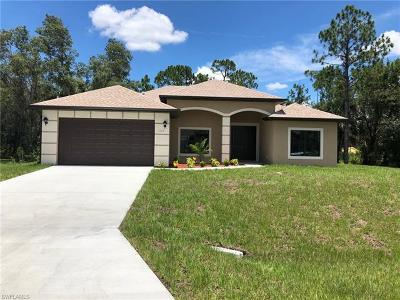 Lehigh Acres FL Single Family Home For Sale: $234,900