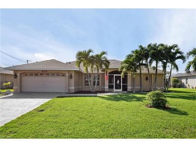 Cape Coral Single Family Home For Sale: 508 SE 9th Pl
