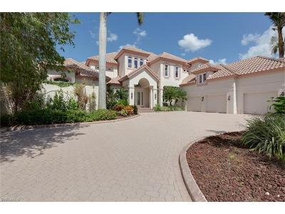 Fort Myers Single Family Home For Sale: 11410 Longwater Chase Ct