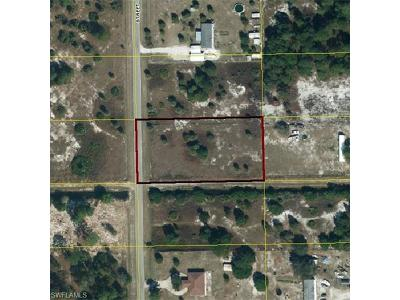 Clewiston FL Residential Lots & Land For Sale: $34,900