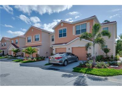 Fort Myers Condo/Townhouse For Sale: 10256 Via Colomba Cir