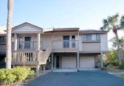 Bokeelia, St. James City Condo/Townhouse For Sale: 7597 Captains Harbor Dr #1104