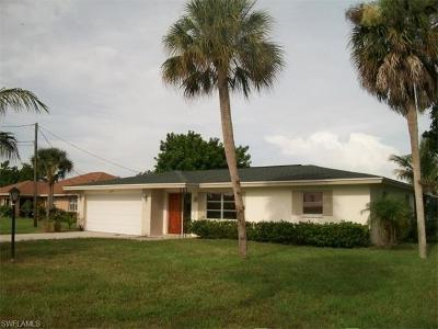 Fort Myers Single Family Home For Sale: 2197 Santiago Ave