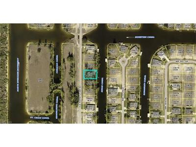 Residential Lots & Land For Sale: 307 Old Burnt Store Rd N