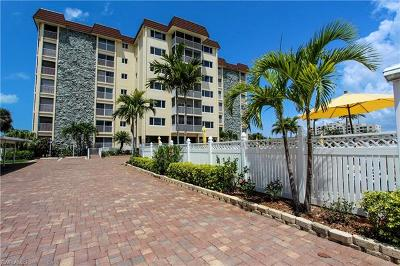 Condo/Townhouse For Sale: 6900 Estero Blvd #208