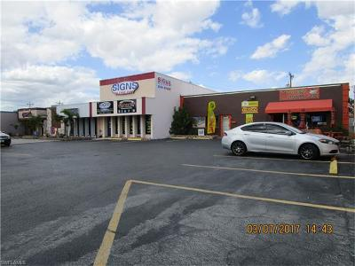 Cape Coral Commercial For Sale: 1411/1417 SE 47th Ter #7