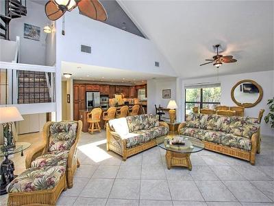 Sanibel Condo/Townhouse For Sale: 1811 Olde Middle Gulf Dr #19