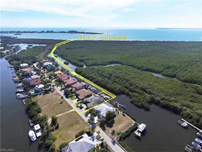 Fort Myers Beach FL Single Family Home For Sale: $1,100,000