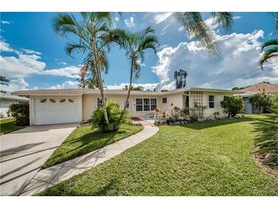 Cape Coral Single Family Home For Sale: 1122 Lucerne Ave