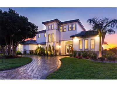 Collier County, Lee County Single Family Home For Sale: 928 Cypress Lake Cir