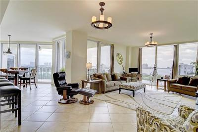 North Star Yacht Club Condo/Townhouse For Sale: 3414 Hancock Bridge Pky #804