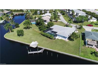 Cape Coral, Matlacha Single Family Home For Sale: 1102 SE 41st St