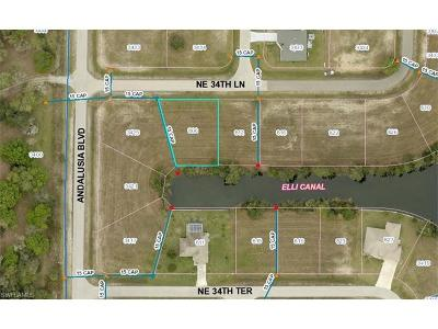 Residential Lots & Land For Sale: 806 NE 34th Ln
