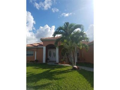 Cape Coral Single Family Home For Sale: 1130 NW 14th Ter