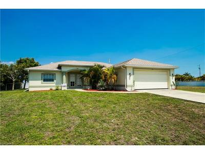 Cape Coral Single Family Home For Sale: 4211 SW 9th Pl