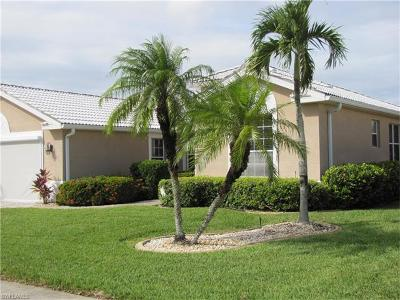 North Fort Myers Single Family Home For Sale: 1951 Palo Duro Blvd