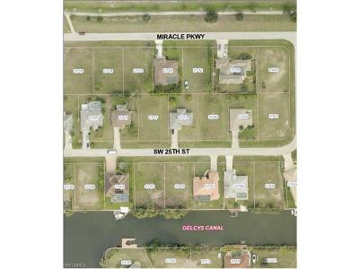 Residential Lots & Land For Sale: 2709 SW 25th St
