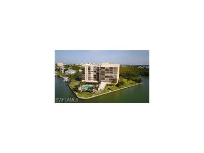 Fort Myers Beach Condo/Townhouse For Sale: 400 Lenell Rd #506