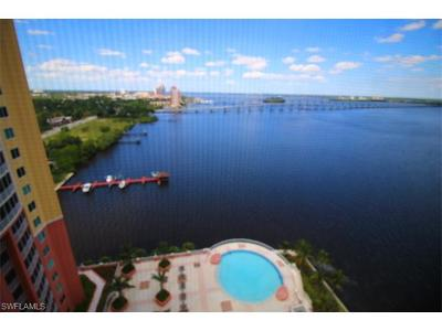 Fort Myers Condo/Townhouse For Sale: 2745 1st St #1703