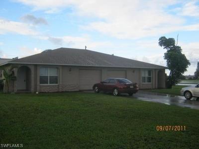 Cape Coral Multi Family Home For Sale: 802 NE 8th St
