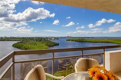 Fort Myers Condo/Townhouse For Sale: 18120 San Carlos Blvd #902