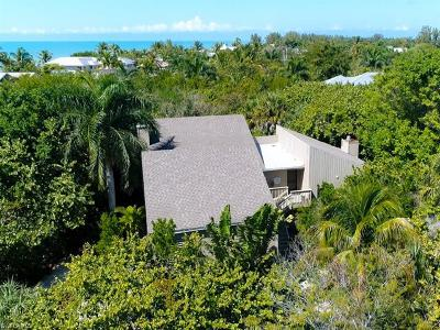 Sanibel Single Family Home For Sale: 921 Strangler Fig Ln