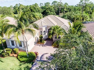 Fort Myers Single Family Home For Sale: 8916 Greenwich Hills Way