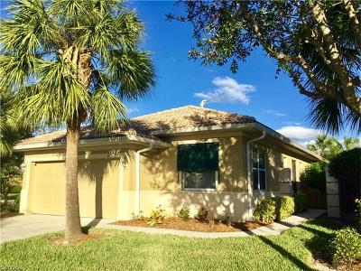 Fort Myers Single Family Home For Sale: 9339 Trieste Dr