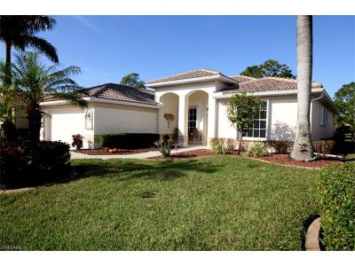 North Fort Myers Single Family Home For Sale: 3378 Via Montana Way